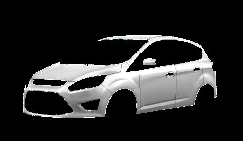 Цвета кузова C-Max